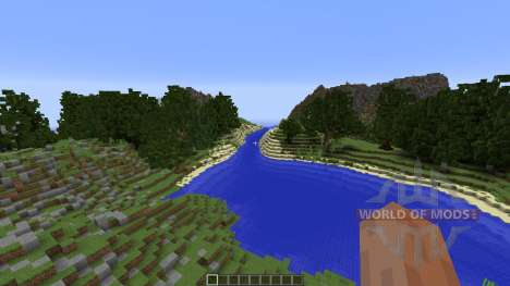 Island Glory for Minecraft