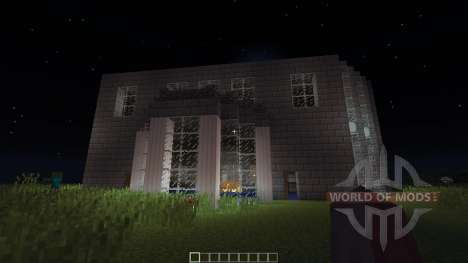 Castle Mansion House for Minecraft