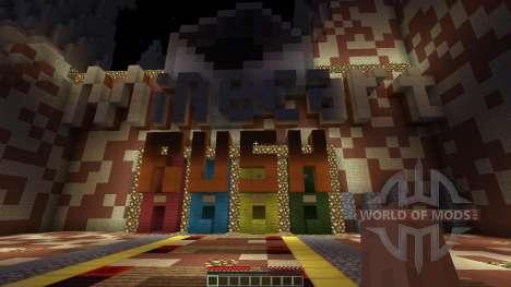 Minecart Rush for Minecraft