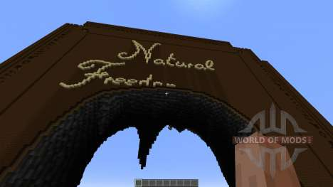 Natural Freedom for Minecraft