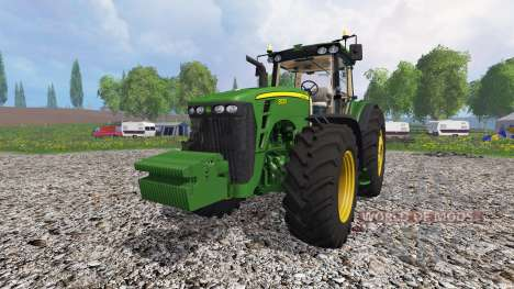 John Deere 8530 v1.3 for Farming Simulator 2015