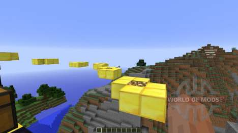 You Sprint BRO for Minecraft