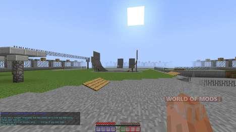 Skateboarding [1.8][1.8.8] for Minecraft