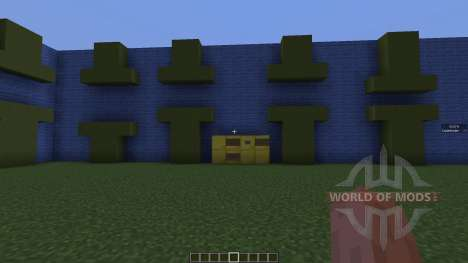 Flappy Pig [1.8][1.8.8] for Minecraft
