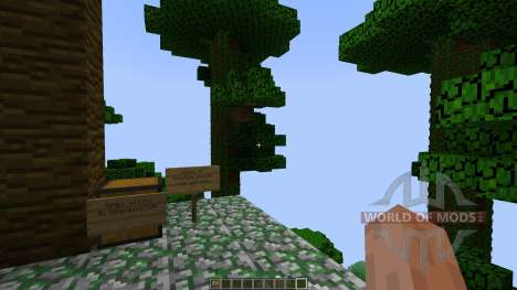 Jungle survival [1.8][1.8.8] for Minecraft