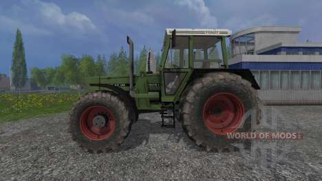 Fendt 611 LSA for Farming Simulator 2015