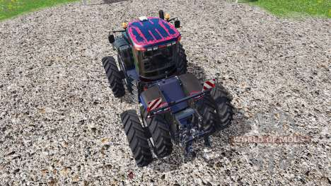New Holland T9680 for Farming Simulator 2015