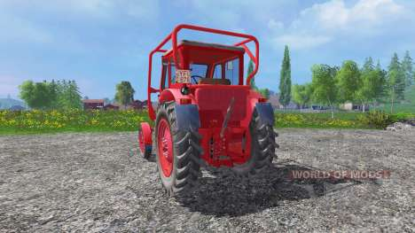 МТЗ-50 red edition for Farming Simulator 2015
