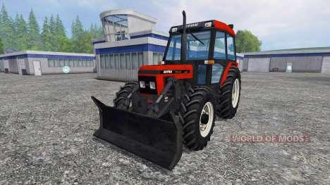 Zetor 7340 Turbo v2.0 for Farming Simulator 2015