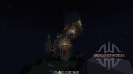 Yen Sids Tower [1.8][1.8.8] for Minecraft