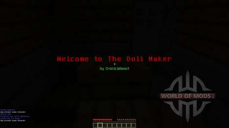 The Doll Maker [1.8][1.8.8] for Minecraft