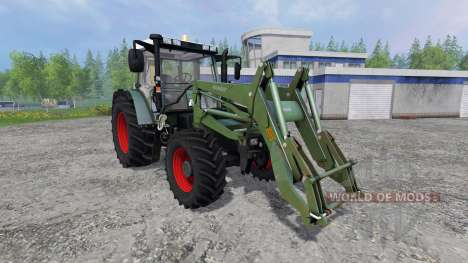 Fendt 380 GTA Turbo v2.0 for Farming Simulator 2015
