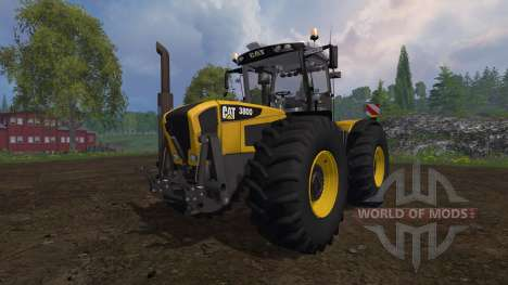 Caterpillar 3800 for Farming Simulator 2015