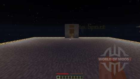 Delta Space Patch 3.2 The Iron Planet for Minecraft