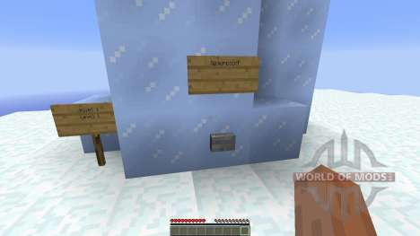 Parkour 4 for Minecraft