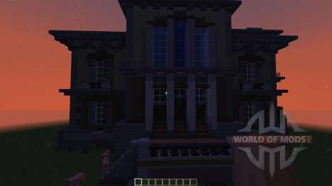 Large House [1.8][1.8.8] for Minecraft