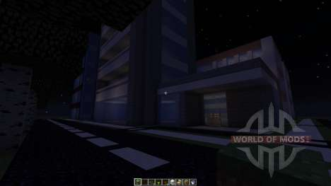 City Haus for Minecraft