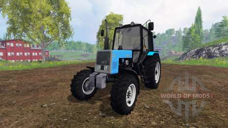 MTZ-892 v1.2 for Farming Simulator 2015