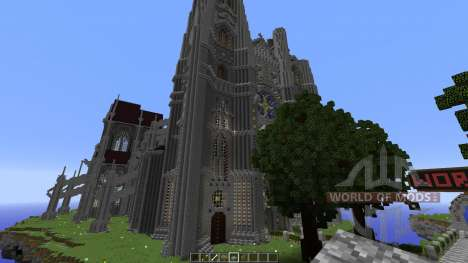 Amazing Cathedralspawn for Minecraft