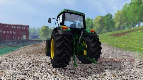 John Deere 6910 v2.0 for Farming Simulator 2015