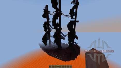 Nether Shores Minehut Map [1.8][1.8.8] for Minecraft