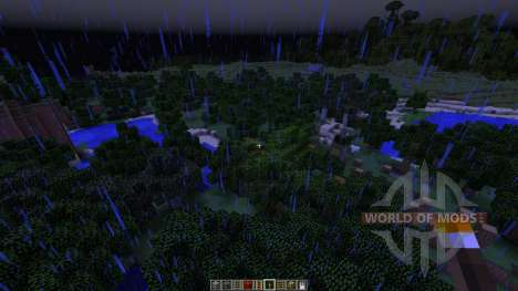 The Hunger Games world for Minecraft