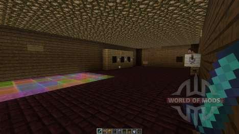 Average Lobby for Minecraft