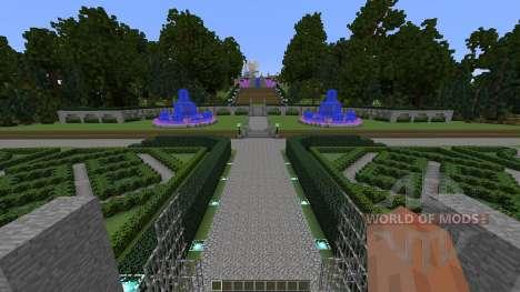 Snows Mansion for Minecraft
