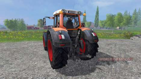 Fendt 936 Vario utility for Farming Simulator 2015