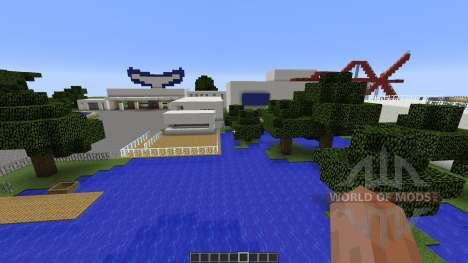 Seaworld Minecraft for Minecraft