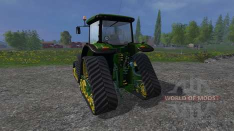 John Deere 8360R Quadtrac for Farming Simulator 2015