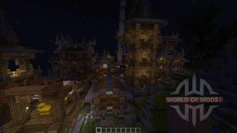 Rivertown [1.8][1.8.8] for Minecraft