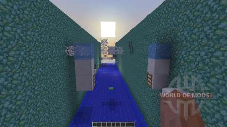 Chilled Parkour [1.8][1.8.8] for Minecraft