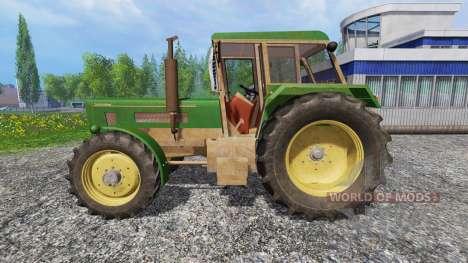 Schluter Super 1050V v2.0 Green for Farming Simulator 2015