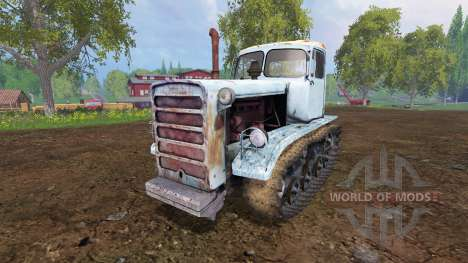 DT-75M for Farming Simulator 2015