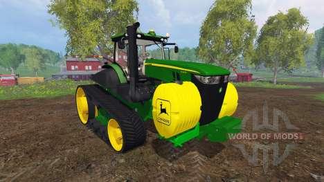 John Deere 9560RT v2.1 for Farming Simulator 2015