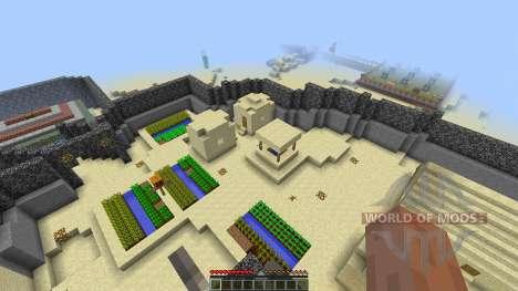 [Adventure Map] Prison Escape [1.8][1.8.8] for Minecraft