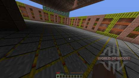 TnT Run for Minecraft