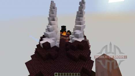 LoRak The Nether King [1.8][1.8.8] for Minecraft