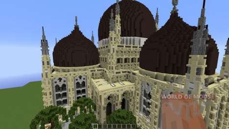 Mosque for Minecraft