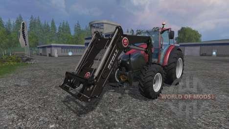 Lindner Geotrac 94 for Farming Simulator 2015
