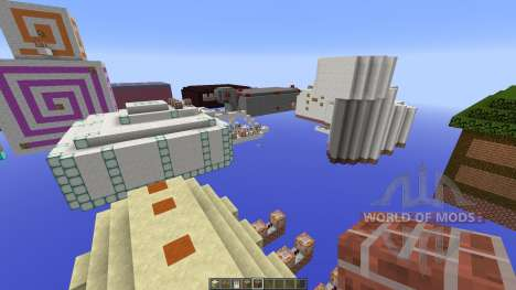 NM Parkour 1.0 Singleplayer for Minecraft