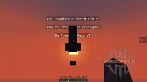 The Escapists [1.8][1.8.8] for Minecraft