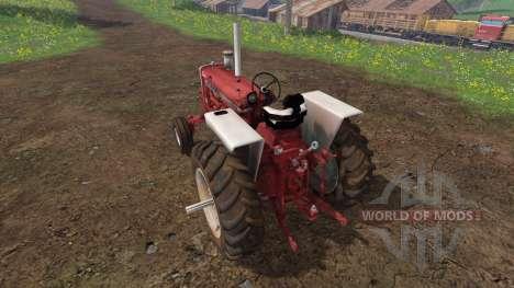 Farmall 1206 for Farming Simulator 2015