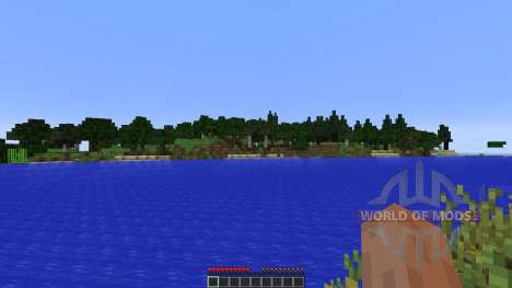 Chibai Islands for Minecraft