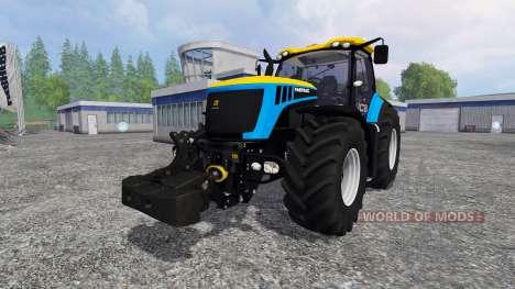 JCB 8310 Fastrac Farmet Edition for Farming Simulator 2015