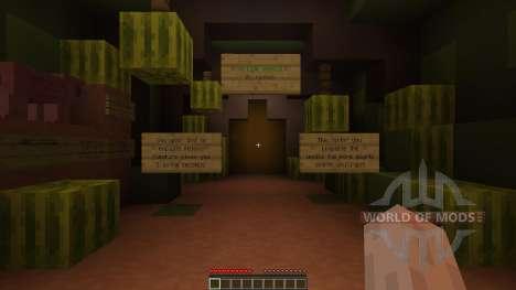 Melon mania for Minecraft