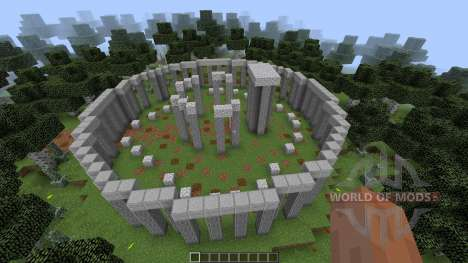 The Golgatha [1.8][1.8.8] for Minecraft