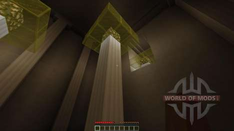 Quartz Run Parkour [1.8][1.8.8] for Minecraft