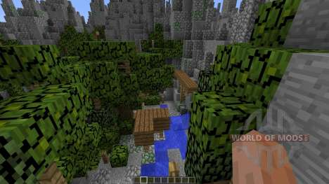 Sapling Secrets for Minecraft